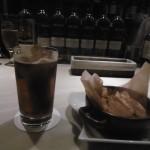 ウィスキーコーク割&ポテト